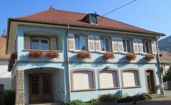 Agence bancaire transformée en 2 cabinets médicaux à Oderen