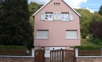 Isolation extérieure, ravalement de façade et toiture à Buhl