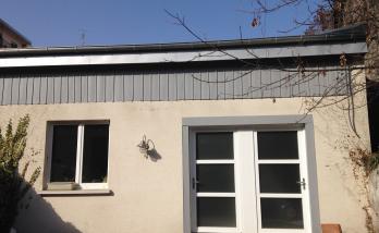 Fenêtres et portes d'entrée à Saint Louis