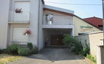 Extension de maison à Bartenheim