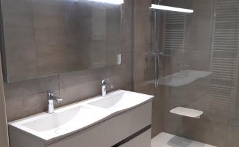Rénovation de salle de bain à Thann