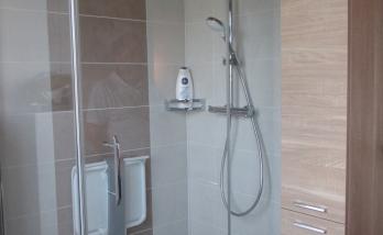 Rénovation d'une salle de bain à Sausheim
